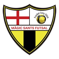 escut MAGIC SANTS FUTSAL,A